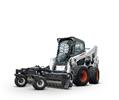 Bobcat A770 all-wheel steer loader.