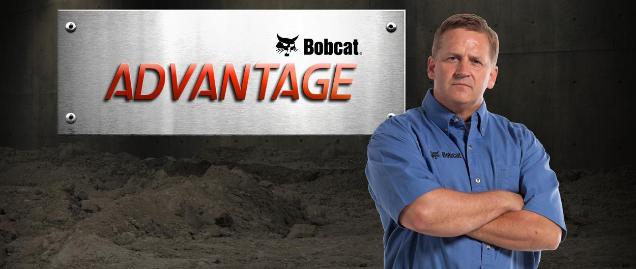 Genuine Bobcat attachment quality.
