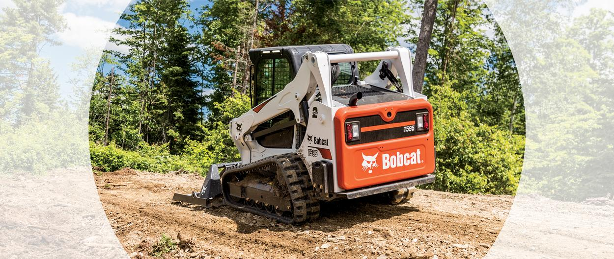 Bobcat fall financing rates and rebates for compact track loaders plus free Bobcat driveline warranty offers page