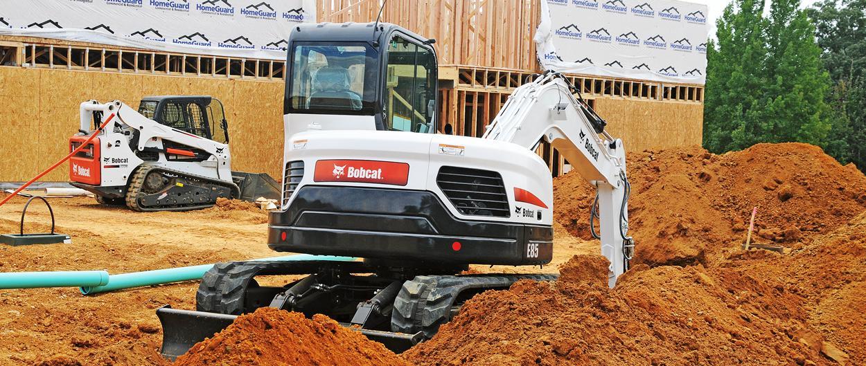 Cursos de capacitación, videos de seguridad y otros recursos de los equipos Bobcat.