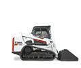 Bobcat T630 compact track loader.