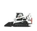 Bobcat T750 compact track loader.