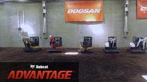 Travel speed overview video for Bobcat compact (mini) excavators.