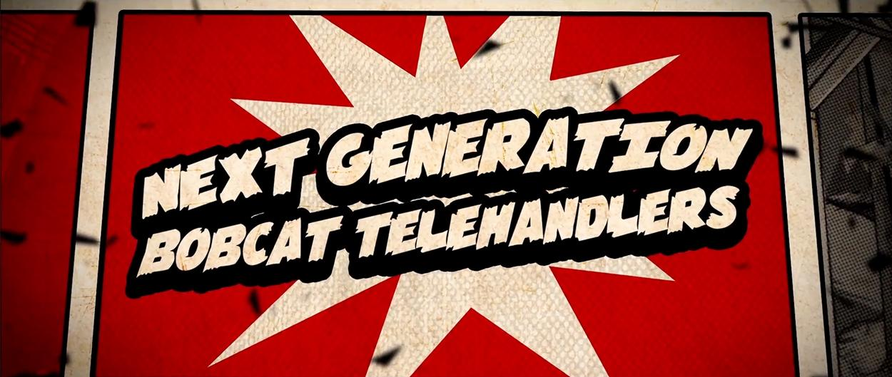 Bobcat Telehanders