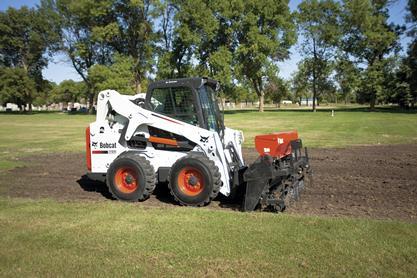 Seeder Attachment Bobcat Company