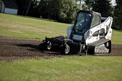 Soil Conditioner Attachment Bobcat Company