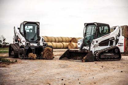 Bobcat Compact Trakc Loaders