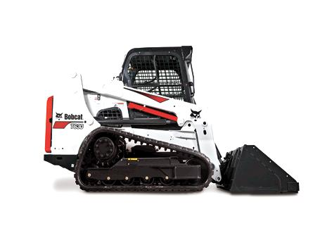 Bobcat launches MT85 mini track loader with big power boosts ...