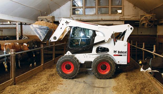 Bobcat S590 Skid-Steer Loader