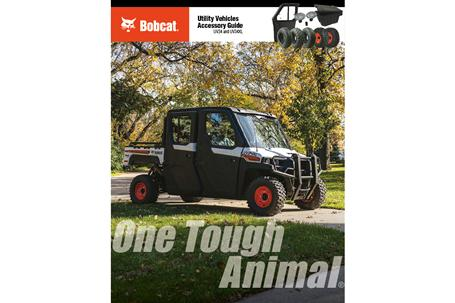 Bobcat Utility Vehicle Brochure