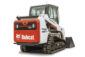 New High Performance T450 Tracked Loader from Bobcat