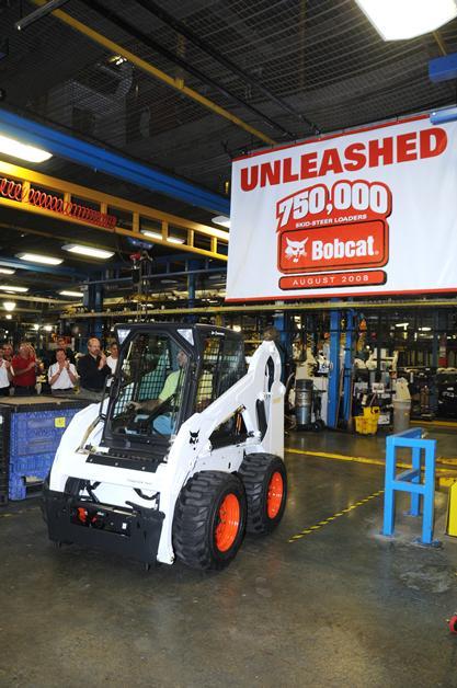 750K loader