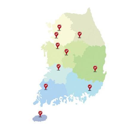 한국 밥캣 전국 연락망