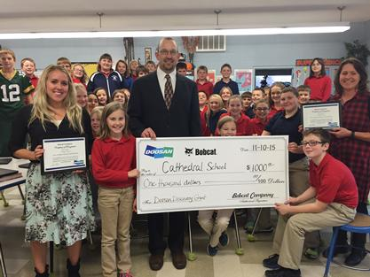 Cathedral School Grant