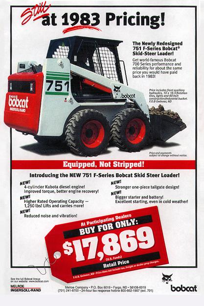1983 pricing ad