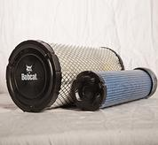 Bobcat air filters for loaders, excavators, telehandlers and UTVs