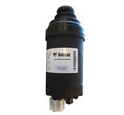 Fuel filter for Bobcat loaders, excavators, telehandlers and UTVs.