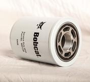 Hydraulic filter for Bobcat loaders, excavators, telehandlers and UTVs