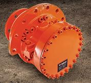 Bobcat REMAN hydrostatic transmission and hydraulic motor for a compact loader, excavator or UTV