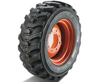 Bobcat skid-steer loader tires for standard duty.