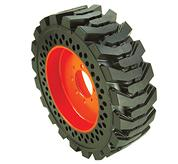 Bobcat skid-steer loader tires twin flex solid