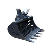bobcat Skeleton bucket excavators