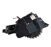 bobcat Wheel Saw