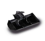 그레이딩용 핀 장착 버킷