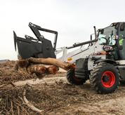 Backhoe Loaders - Loader Attachments