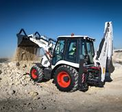 Backhoe Loader - Loader Performance