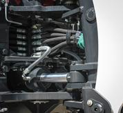 Backhoe Loaders - Hose Guards
