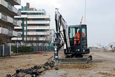 Bobcat E32 Compact Excavator (Interim Tier4)