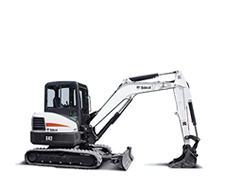 Bobcat E42 Compact Excavator (Interim Tier4)