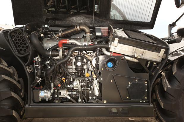 Leistungsfähigkeit – Turbolader-Motor