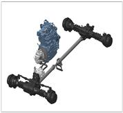 bobcat Hydrostatic transmission
