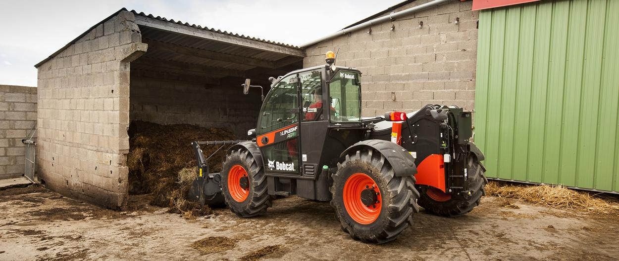 Bobcat TL34.65HF AGRI - Bobcat HF technology