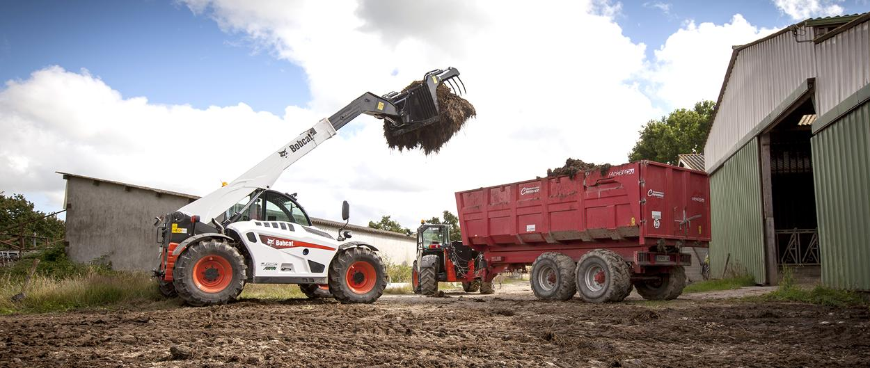 New TL35.70HF AGRI Telescopic Loader - Highest reach on the farm!