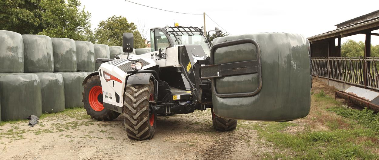 Bobcat TL38.70HF Telesopic Loader