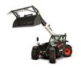 Bobcat Tlescopic Loader TL26.60 - Navigation image