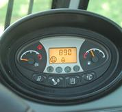 bobcat Multifunction LCD screen