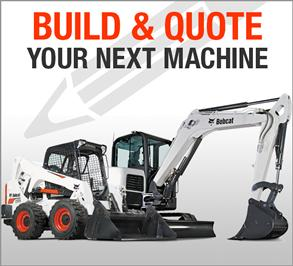 Build and Quote your machine