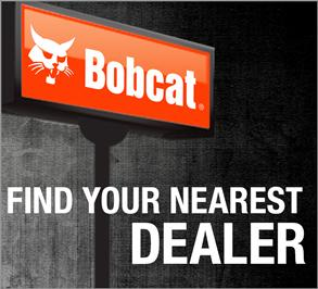 Find your Bobcat dealer