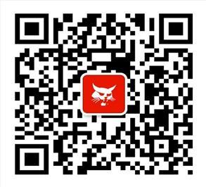 bobcat WeChat 扫码关注 山猫官方微信公众号