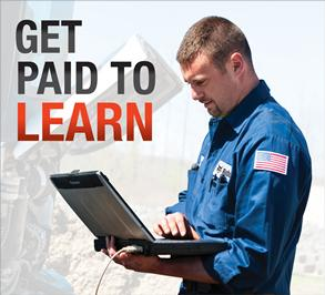 Bobcat mobile service technicians get paid to learn.