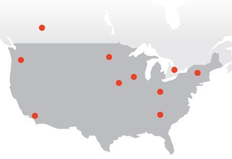 North American Training Schools