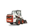 Bobcat S450 skid-steer loader.