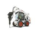 Bobcat S570 skid-steer loader.