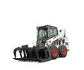 Bobcat S590 skid-steer loader.