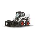 Bobcat S740 skid-steer loader.
