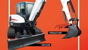 Special Offer - UPGRADE YOUR EXCAVATOR for free !